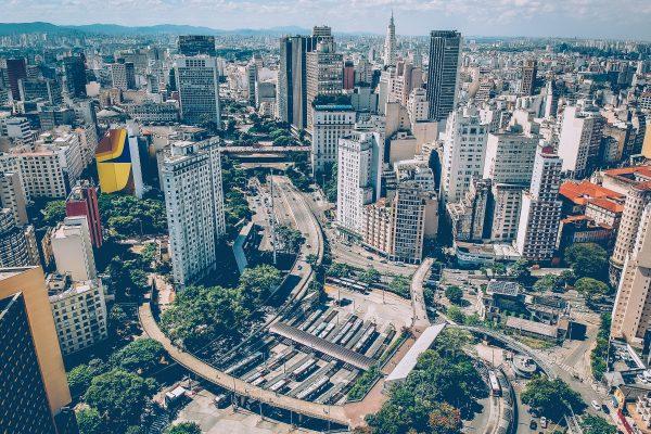 Découvrez une ville cosmopolite brésilienne Sao Paulo