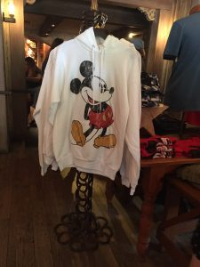 Hoodie Mickey Mouse
