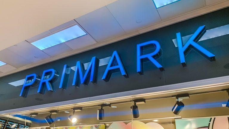 Enseigne Primark